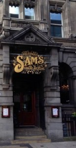 Sam's Chop House, Leeds