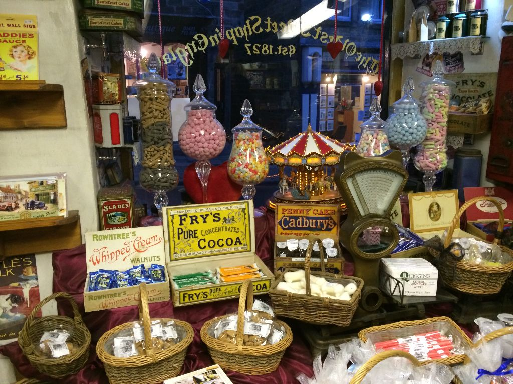 The Oldest Sweet Shop