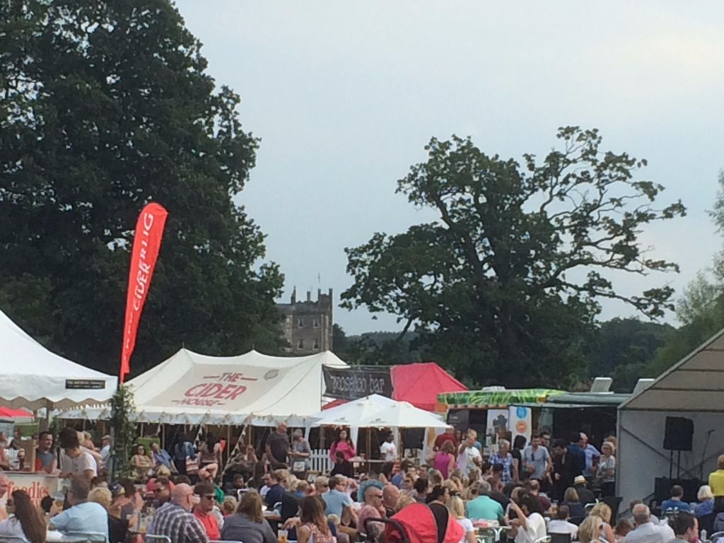 Foodies Festival at Ripley Castle