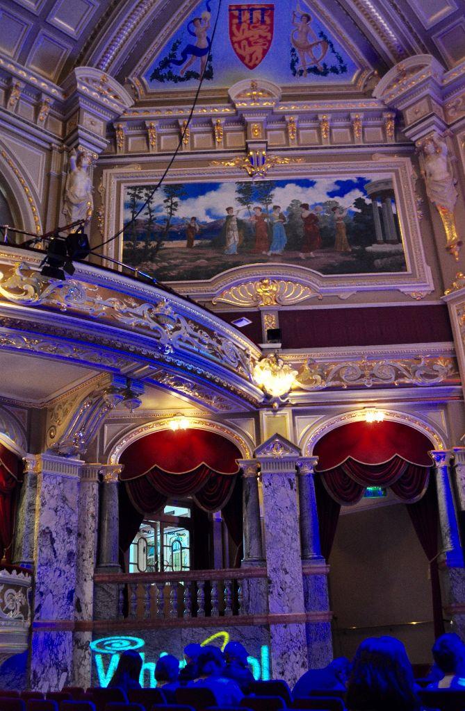 The Royal Hall