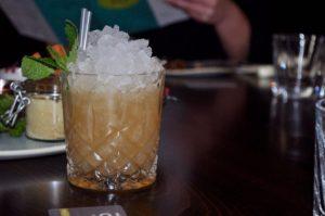 Rum & Raisin Mai Tai