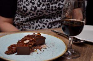 Textures of chocolate