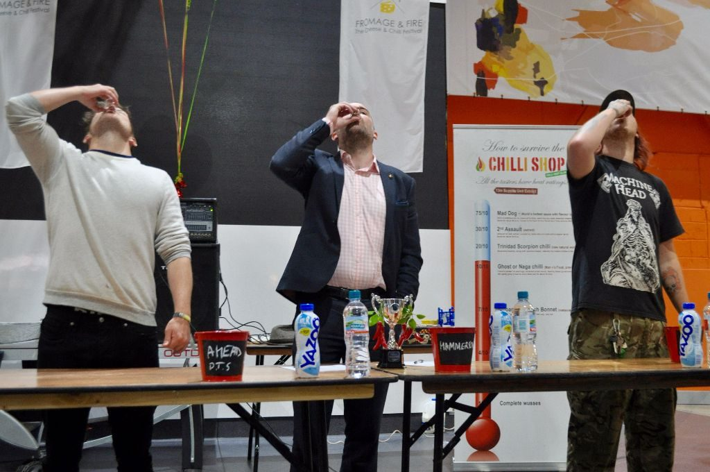 The Great Chilli Challenge