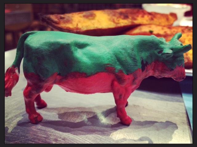 The Bossa Cow