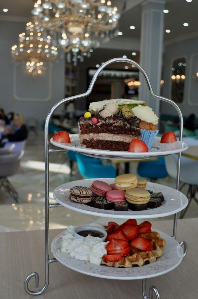 Fairytale Afternoon Tea, at Creams, Leeds