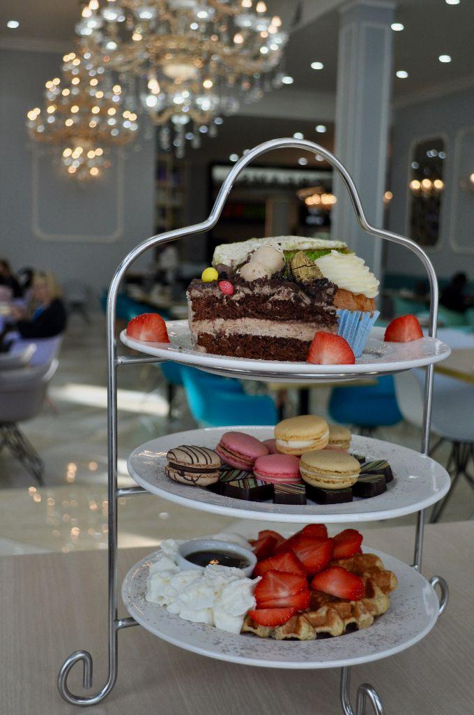 Fairytale Afternoon Tea, at Creams, Leeds