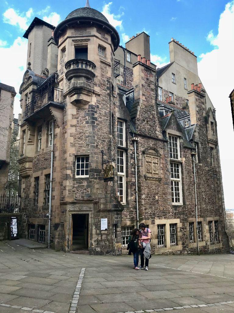 The Writers Museum, Edinburgh