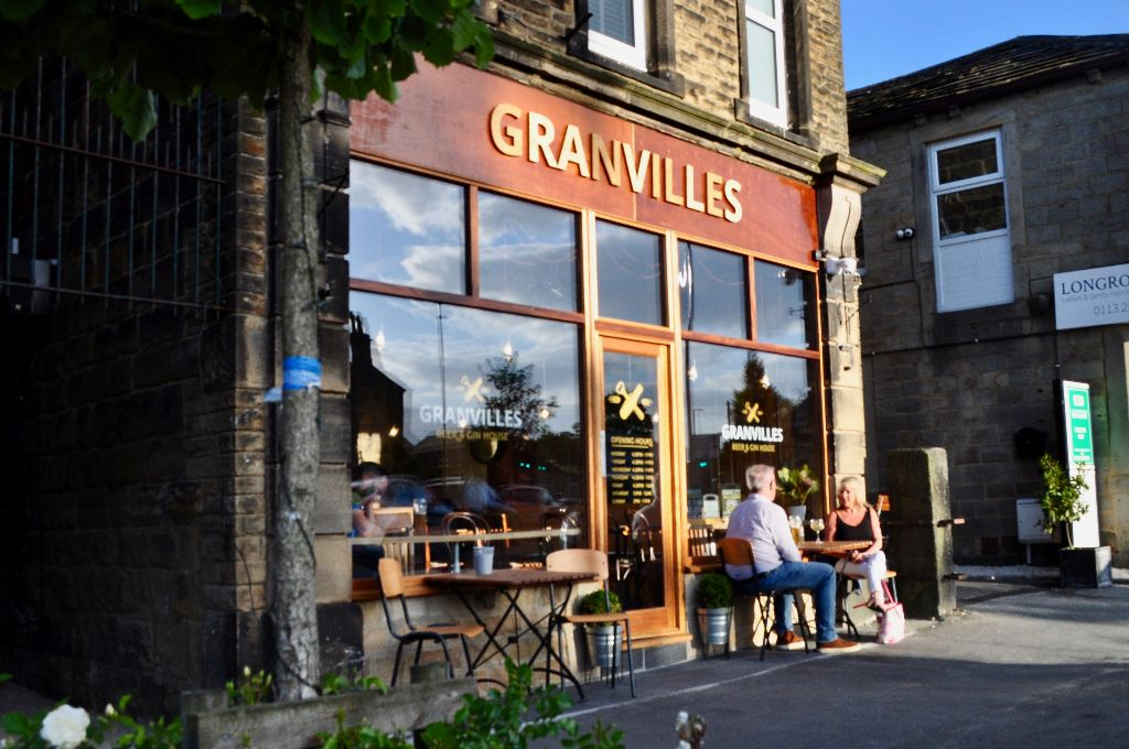 Granville's Beer & Gin House, Horsforth