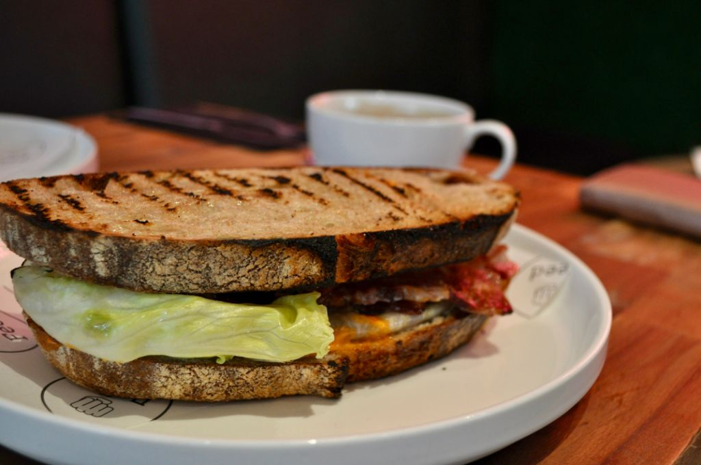 BLT at Feed, Leeds