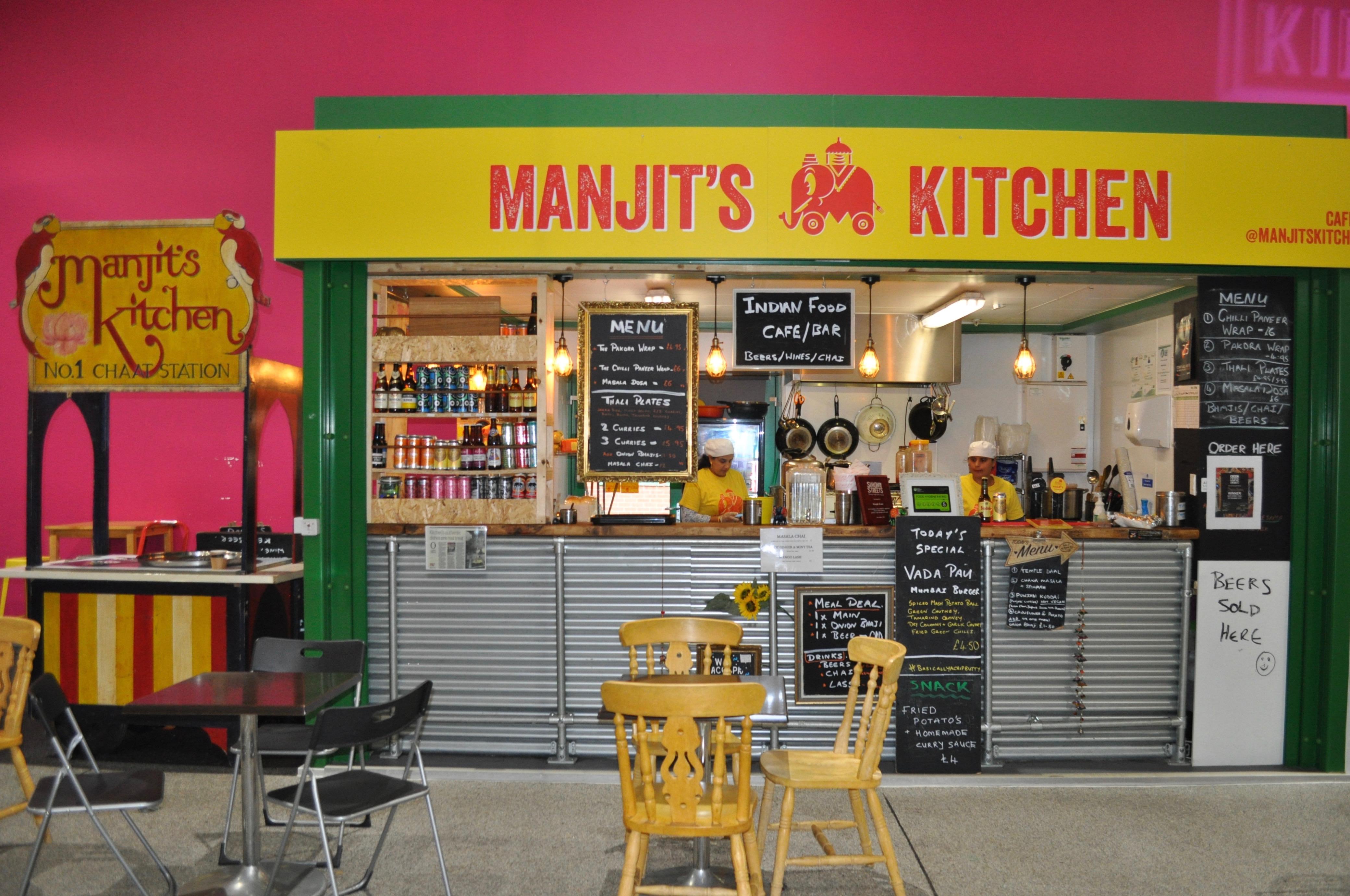 Manjit's Kitchen Kickstarter