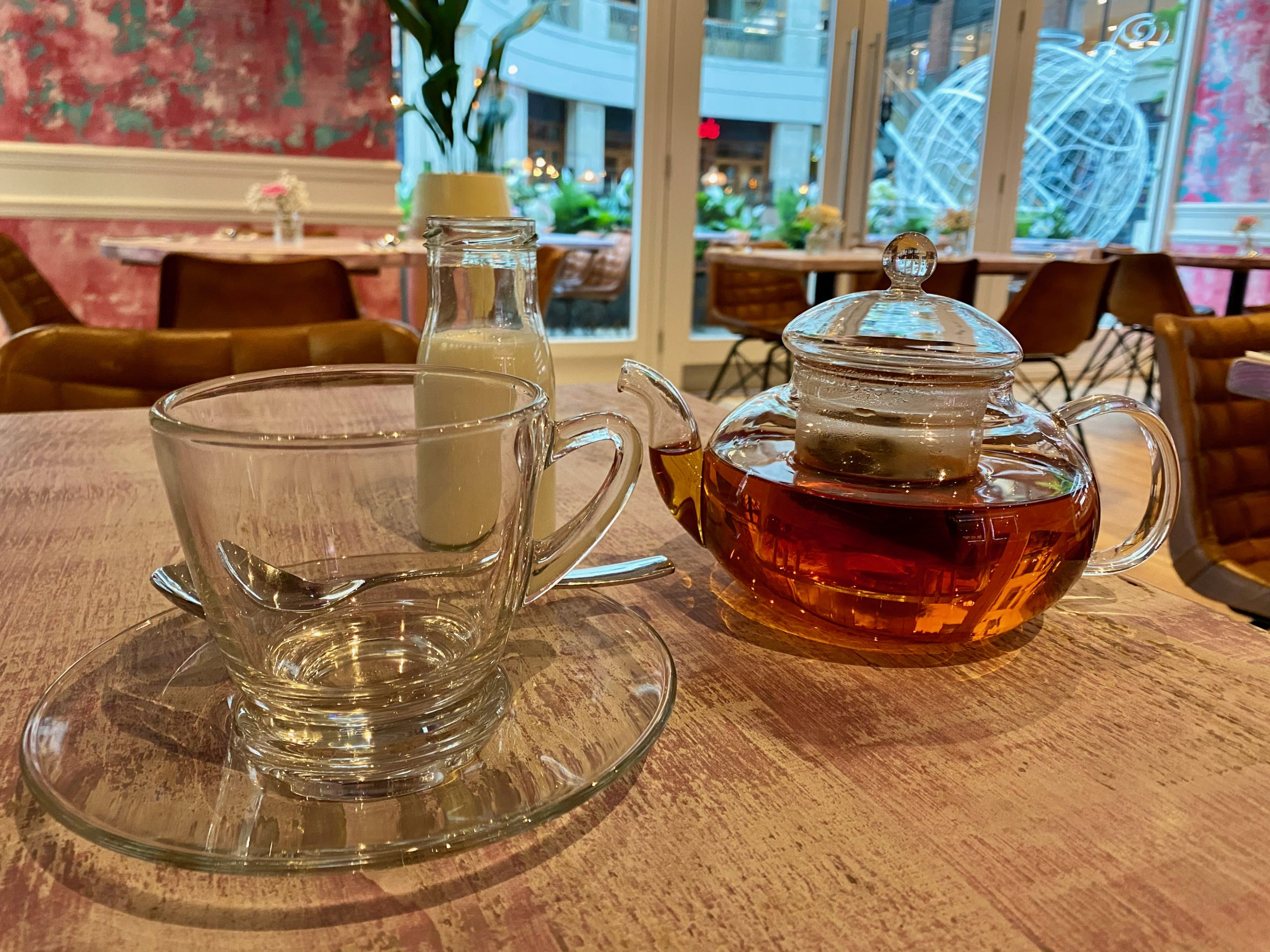 Tea at Fleur