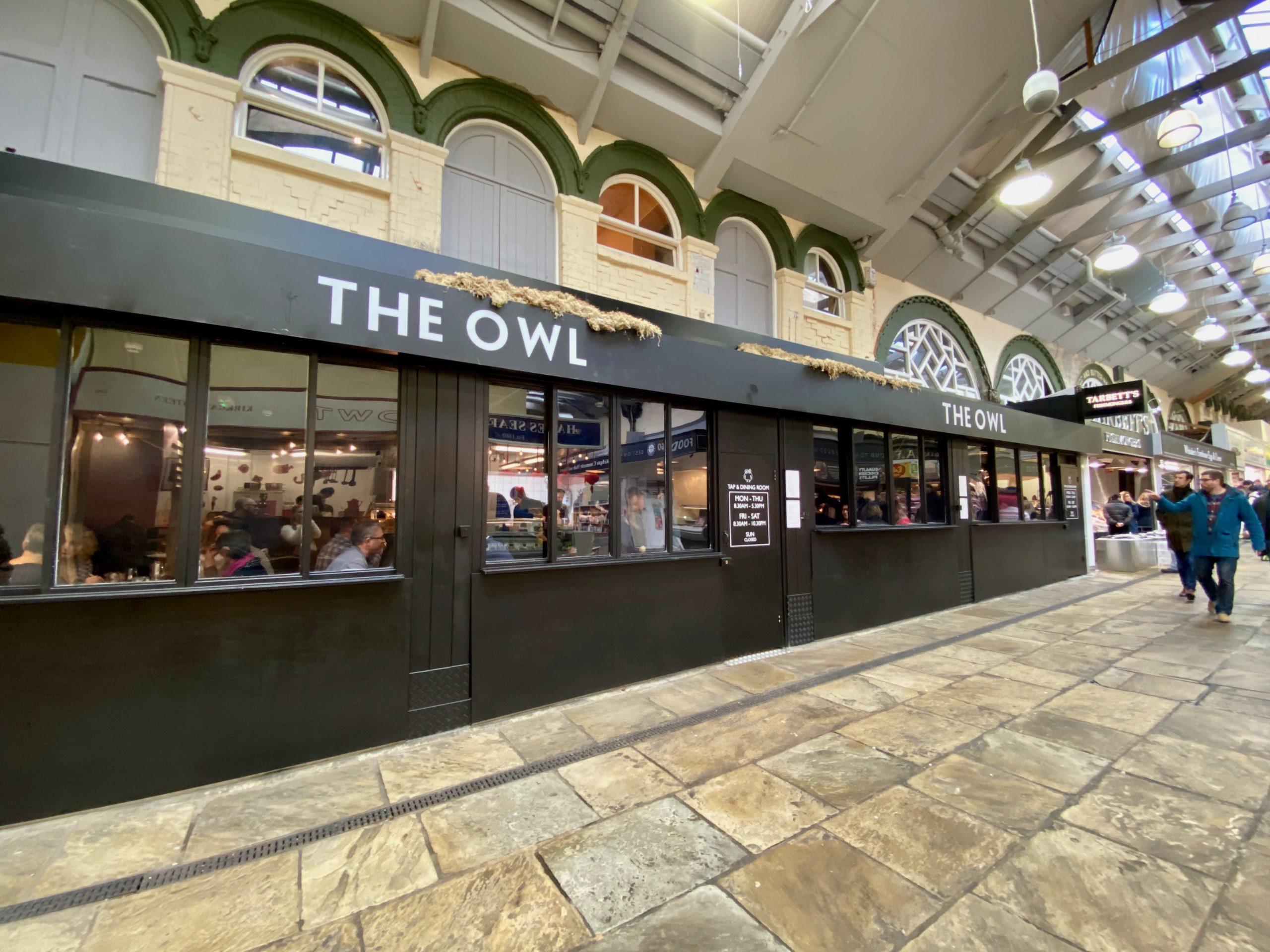 The Owl Leeds Kirkgate Market