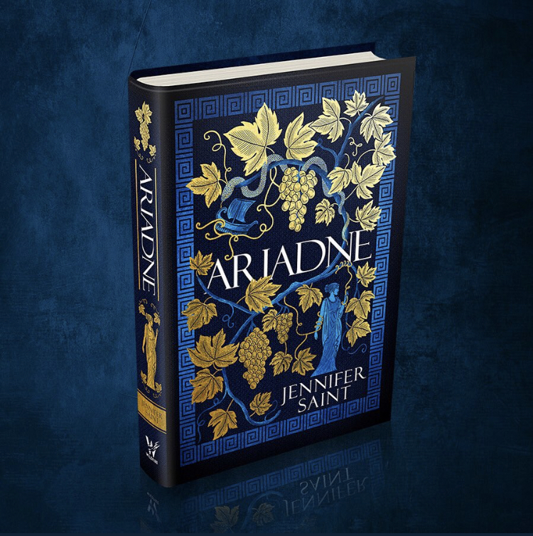 ARIADNE by Jennifer Saint